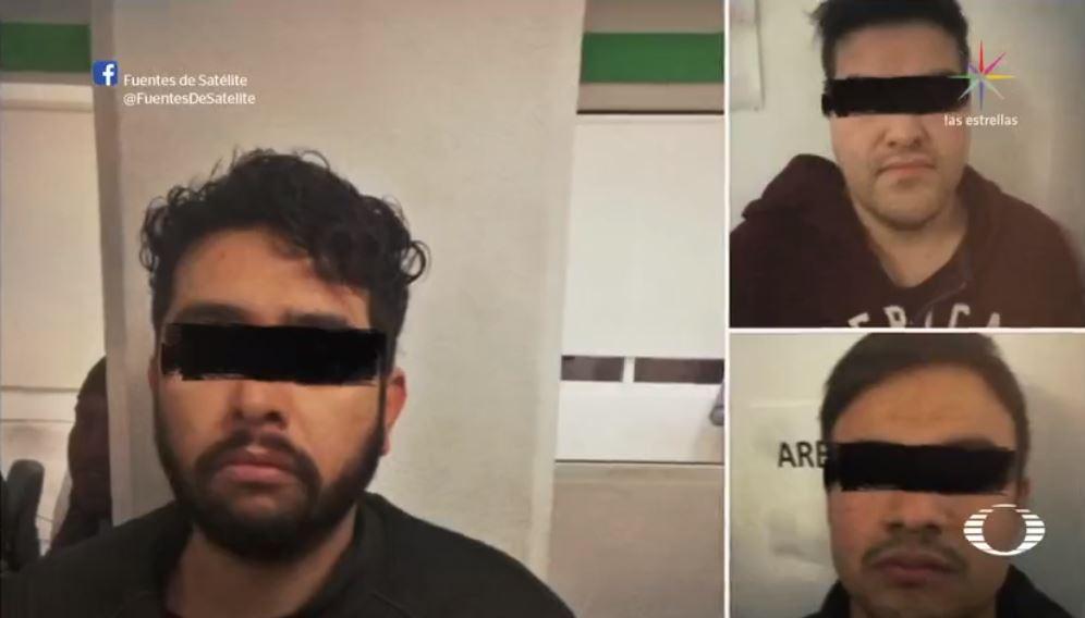 presuntos secuestradores zeferino fueron detenidos liberados