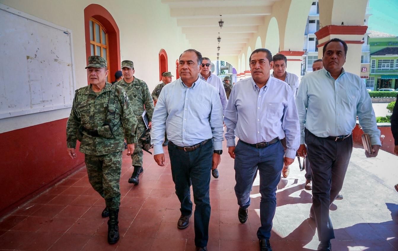 Ejército reforzará la seguridad en escuelas de Chilapa, Guerrero