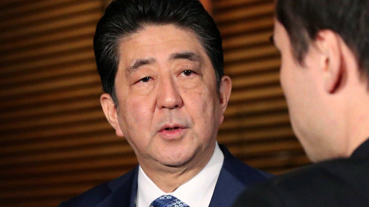 Shinzo Abe califica acto violento lanzamiento misil norcoreano
