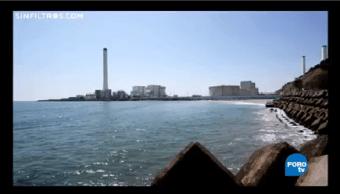 Sin Filtros Surfear Fukushima Seis Años Después Desastre Nuclear