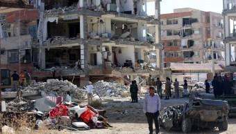 Sismo en iran e irak deja cientos de muertos