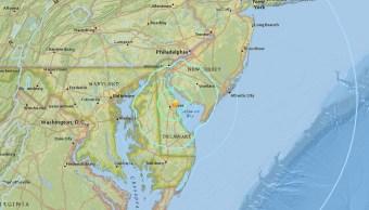 Sismo magnitud 4 4 sacude Delaware Estados Unidos