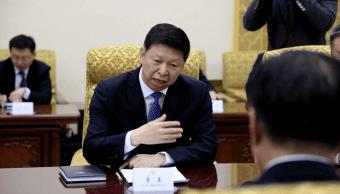 Song Tao, jefe del Departamento Internacional del Partido Comunista de China