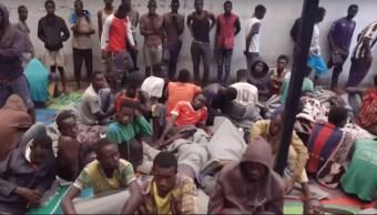 ONU condena supuesta subasta esclavos Libia