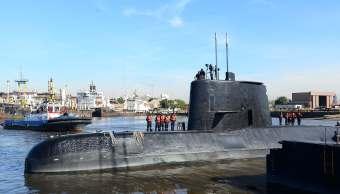 Submarino militar argentino 44 tripulantes continúa desaparecido