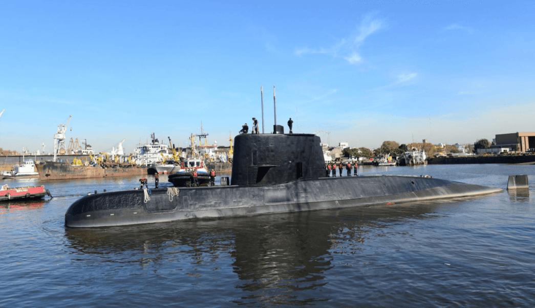Resultado de imagen para imagenes submarino argentino desaparecido