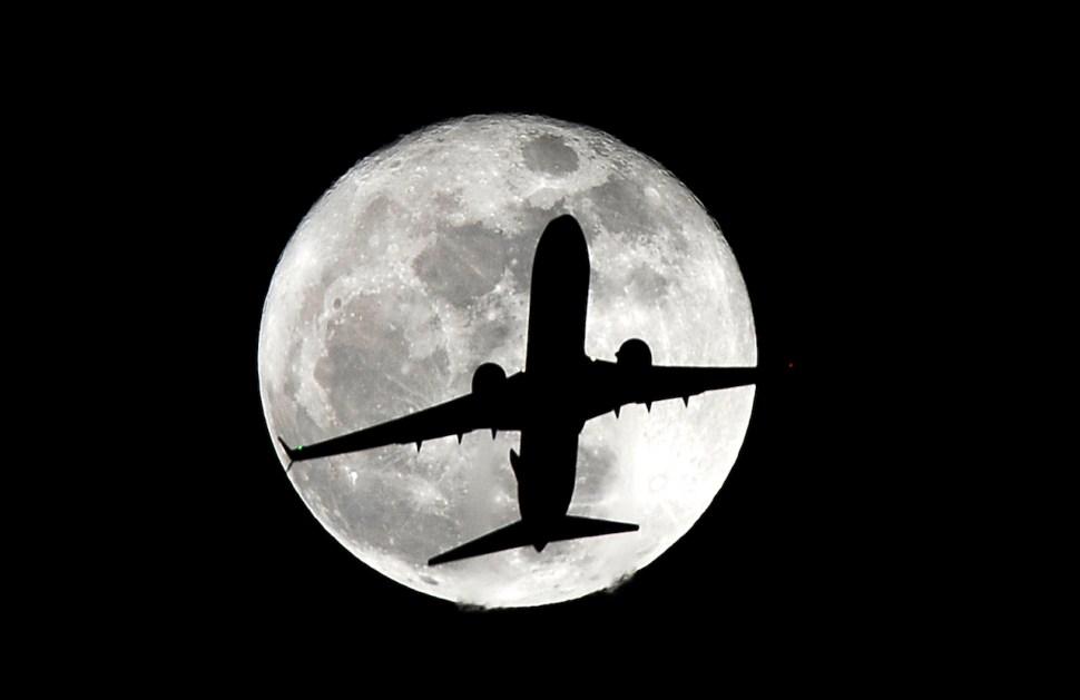 cómo puedo ver, luna llena, superluna, diciembre