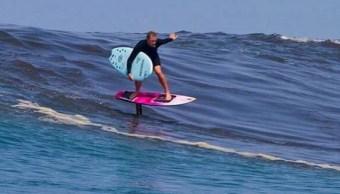 Participan en Colima cerca de 350 personas en juegos nacionales de surf