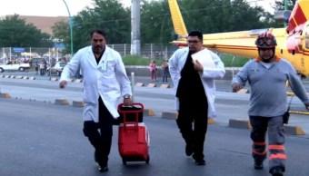 trasladan organos para salvar vidas en monterrey nl