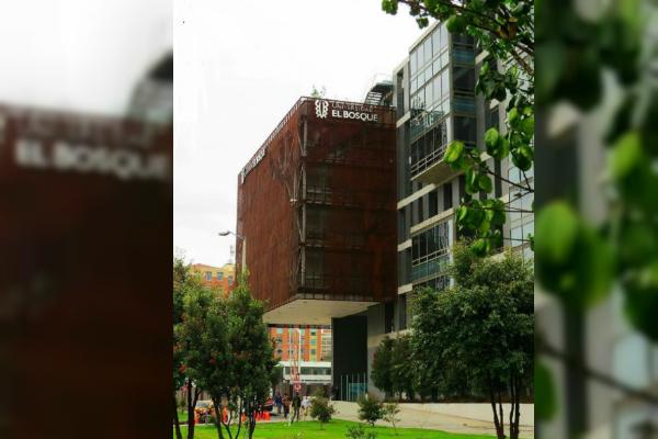 universidad el bosque de colombia, sede