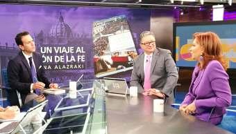 Valentina Alazraki habla de su libro en Despierta con Loret