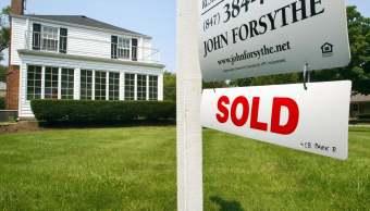Sube la venta de casas usadas en Estados Unidos