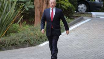 Vladimir Putin, con mayor influencia en la OPEP