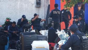 falta pago desalojan Policía Federal hotel Michoacán