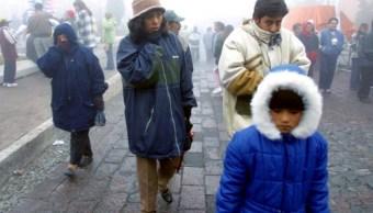 zacatecas registra heladas sus 58 municipios
