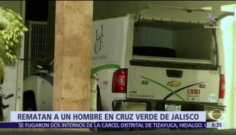 Grupo armado asesina a paciente de Urgencias en Tlajomulco de Zúñiga