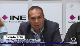 Organizaciones políticas piden al Frente Ciudadano abrir elección de su candidato presidencial