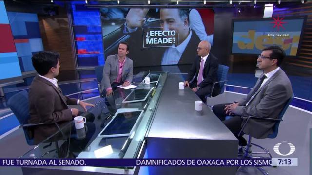 Encuestas rumbo al 2018, análisis en Despierta con Loret