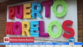 México sobre Ruedas: Conociendo Puerto Morelos (Parte 2)