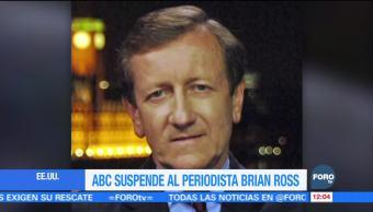 ABC News suspende a periodista por informe erróneo de Flynn