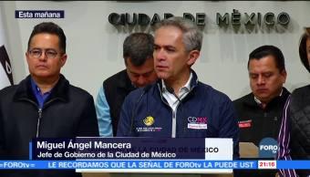 Gobierno de la Ciudad de México presentará Ley de Reconstrucción