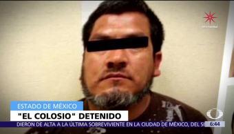 Capturan a Omar Romero, líder de la Unión de Tepito