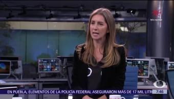 Regina Tamés habla de violencia de género en Despierta
