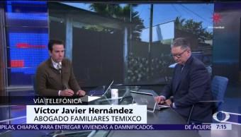 Abogado de familias afectadas por presunto enfrentamiento en Temixco habla en Despierta