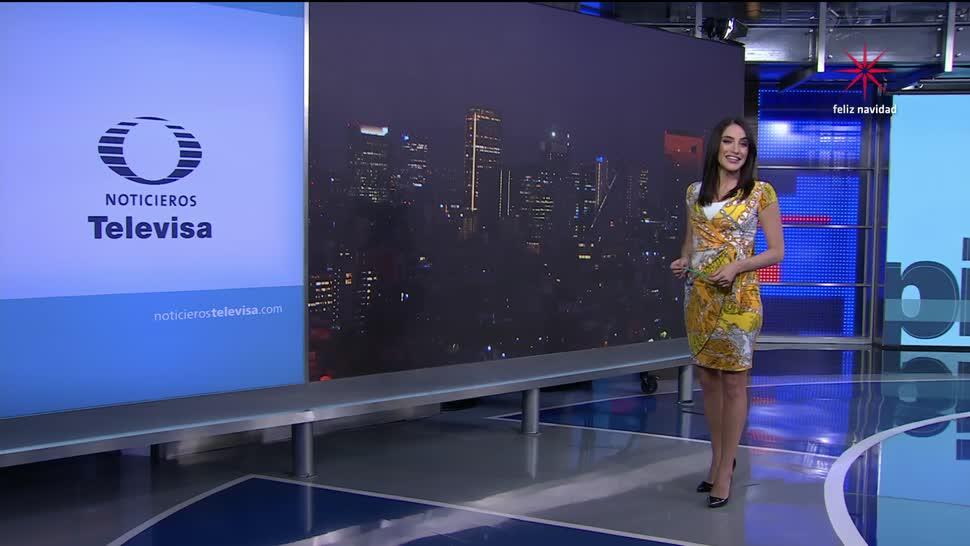 Las noticias, con Danielle Dithurbide: Programa del 5 de diciembre del 2017