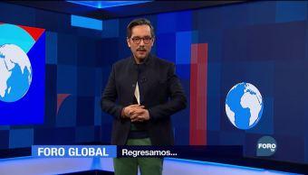 Foro Global: Programa del 5 de diciembre de 2017