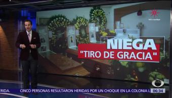 Fiscalía de Morelos descarta que víctimas de Temixco recibieran tiro de gracia