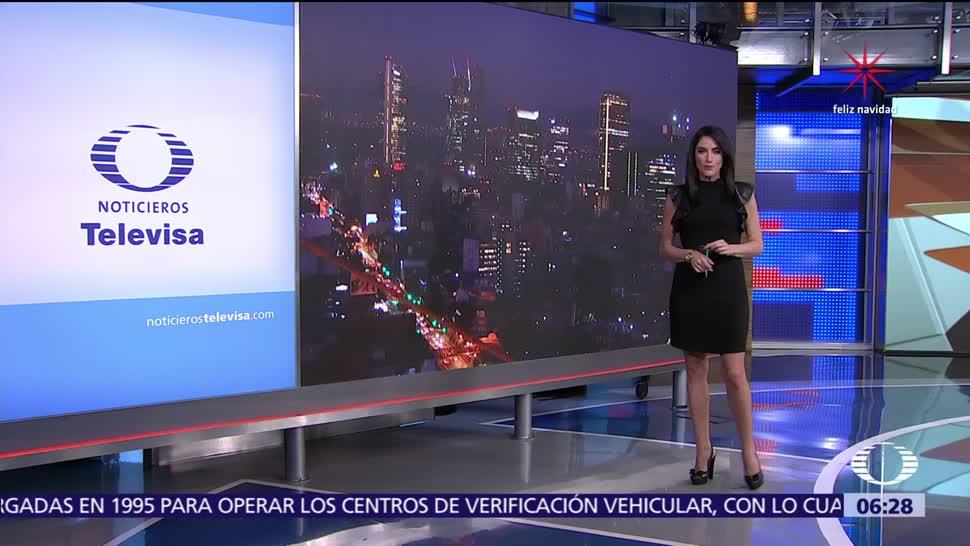 Las noticias, con Danielle Dithurbide: Programa del 6 de diciembre del 2017