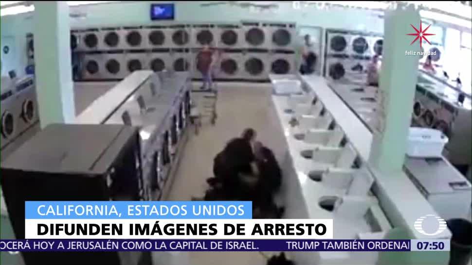 Difunden video de hispano muerto por exceso de fuerza de policías