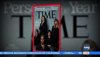 """Revista Time designa """"Personalidad del Año"""" a quienes rompieron el silencio"""