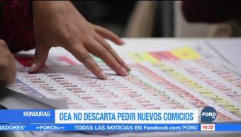 Crisis electoral en Honduras por elección presidencial