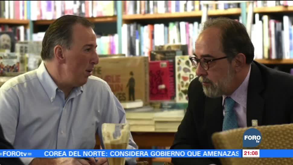 Meade analiza posible coalición con Nueva Alianza