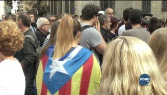 Campaña electoral para comicios electorales autonómicos en Cataluña