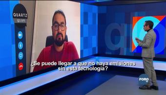 Genaro Lozano entrevista a Akshat Rathi