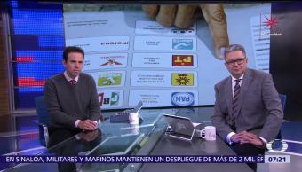 Hugo Eric Flores habla en Despierta del acercamiento del PES con Morena