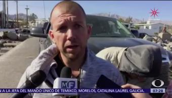 Sushine Rodríguez, líder de pescadores, es liberado y regresa a San Felipe