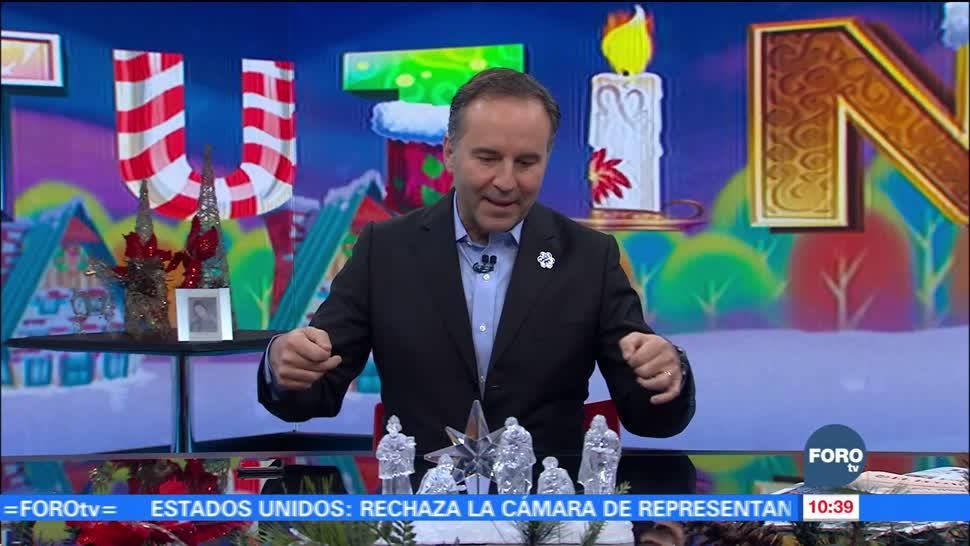 Matutino Express del 7 de diciembre con Esteban Arce (Bloque 3)