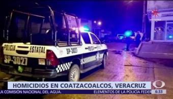 Hombres armados atacan autolavado en Coatzacoalcos, Veracruz