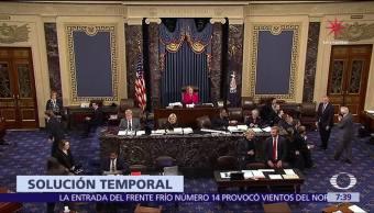 Acuerdo entre demócratas y republicanos evita cierre del Gobierno de Estados Unidos