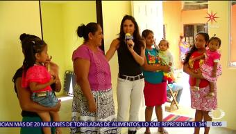 Familia de soldado que llora tras sismo ya tiene casa nueva