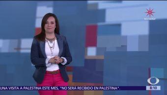Clima Al Aire: Prevén descenso de temperatura en el Valle de México