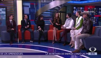 Timbiriche en Al Aire con Paola Rojas