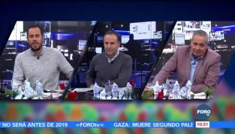 Matutino Express del 8 de diciembre con Esteban Arce (Bloque 3)