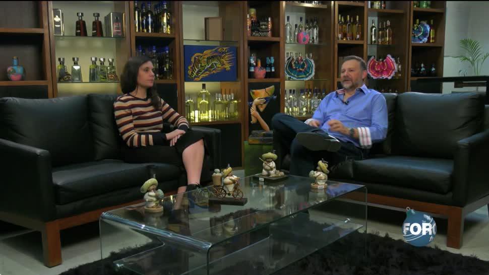 Leo Zuckermann entrevista a Claudia Anzani