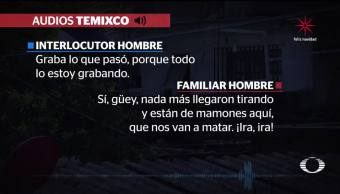Sobreviviente de balacera en Temixco revela cómo se salvó