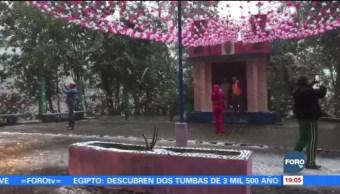Hidalgo prepara albergues para personas en condición de calle por frío